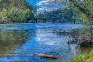 Tuckasegee River at Darnell Farms