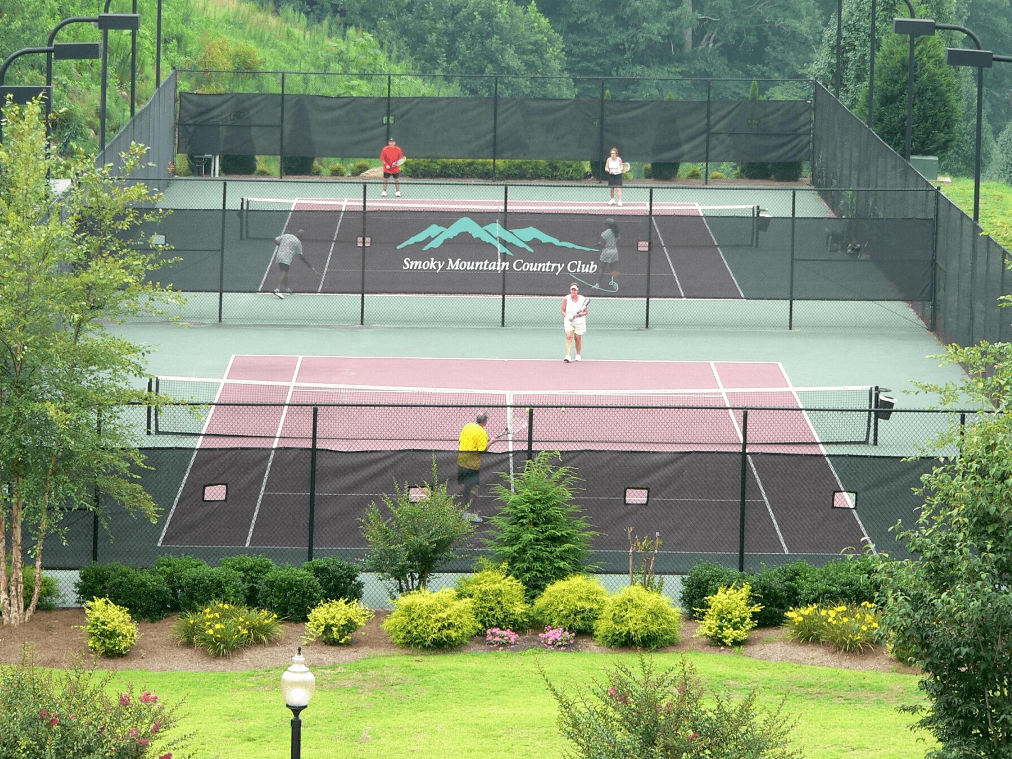 Smoky Mountain Tennis Courts