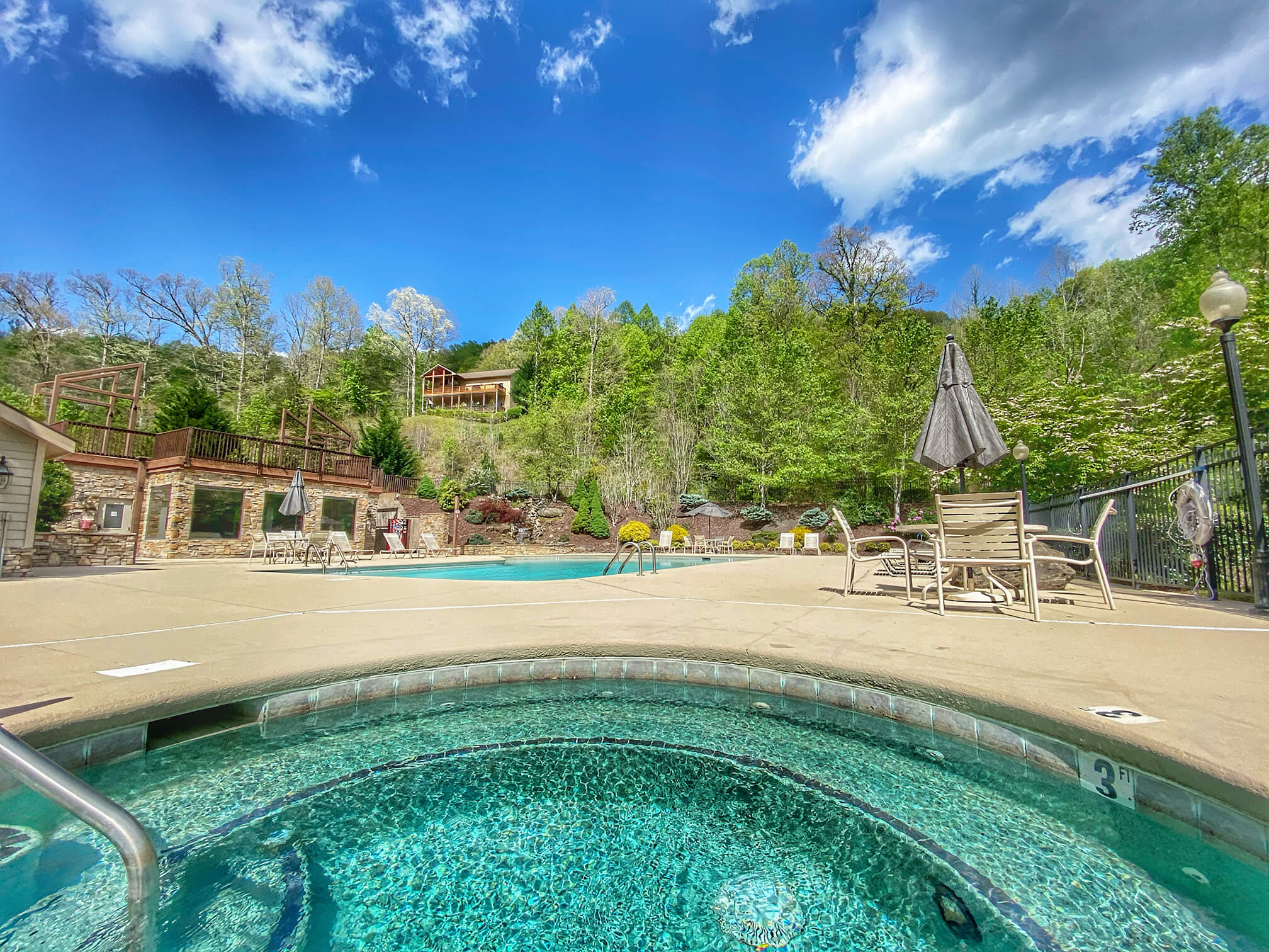 Smoky Mountain Country Club Spa